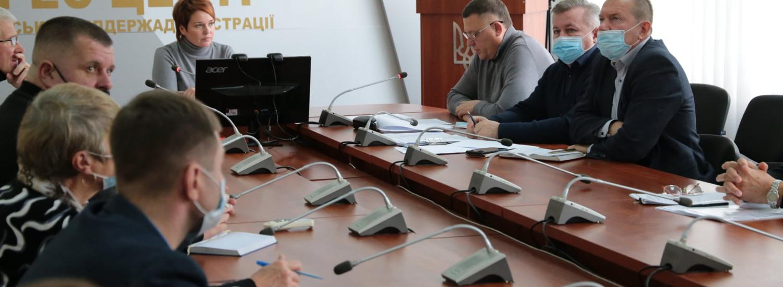 В Луганській області схвалили проєкт Програми державного моніторингу в галузі охорони атмосферного повітря