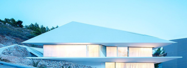 Діамантовий дім: вражаюча вілла на схилі афінських гір, що закохує видами (ФОТО)