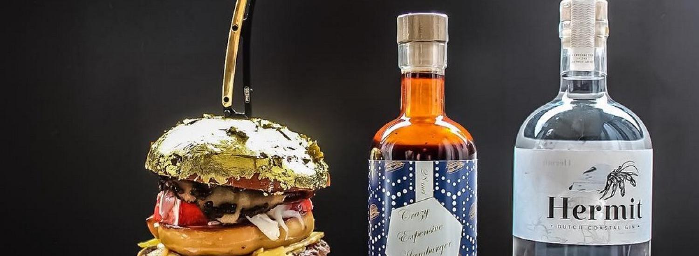 У Нідерландах приготували найдорожчий гамбургер у світі (ФОТО)