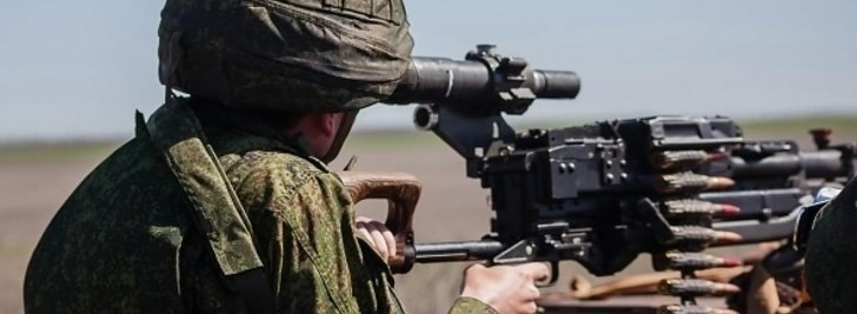 Минулої доби збройні формування Російської Федерації сім разів порушили режим припинення вогню