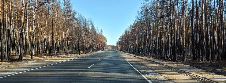 Громадськість хоче розібратися з причинами пожеж на Луганщині, - ОДА проти