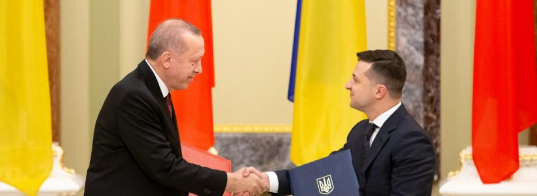 Співпраця України з Туреччиною: Зеленський і президент Туреччини Ердоган оприлюднили спільну заяву