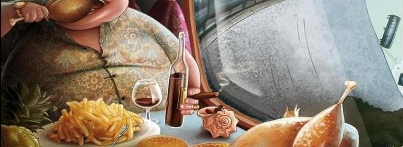 """Шашлик із сьомги і салат """"Капрезе"""": ексклюзивні фото оновленого меню в Раді"""