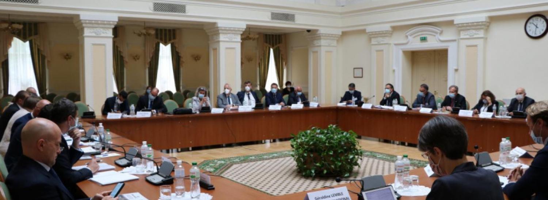 Французькі інвестори зацікавлені в реалізації інфраструктурних проєктів на підконтрольній Уряду території Донеччини і Луганщ