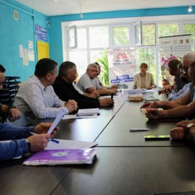 Обрано голову громадської ради при Луганській ОДА
