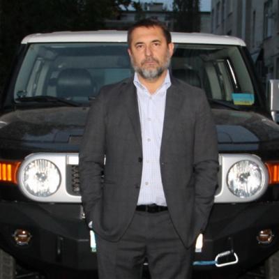 Посадовець Луганської ОВЦА збрехав журналістам про своє авто