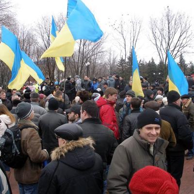 Как у нас отобрали Луганск - рассказ очевидца