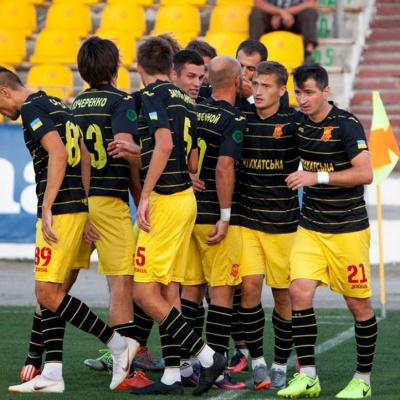 Футболісти Кіровоградщини зіграють в фіналі Кубка України