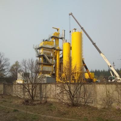 У Луганській області будують незаконні асфальтобетонні заводи