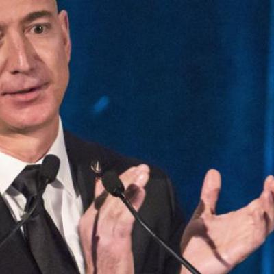 Лише за день статки засновника Amazon зросли на 13 міл'ярдів доларів