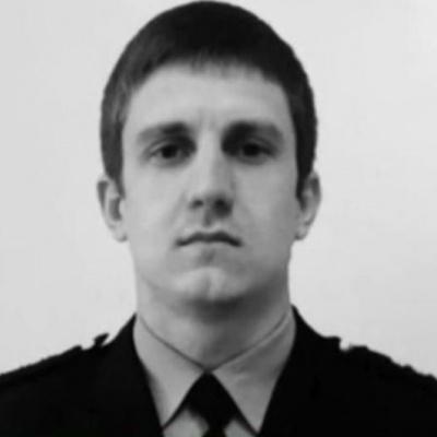 Поліцейського, який затримав підозрюваного у скоєнні розбійного нападу на 4 млн гривень, нагородили посмертно