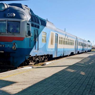 Сергій Шахов про будівництво залізниці на Луганщині: це нові робочі місця та перспективи для бізнесу