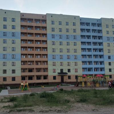 Луганська ОДА, в черговий раз, вирішила завершити будівництво для ВПО у Рубіжному