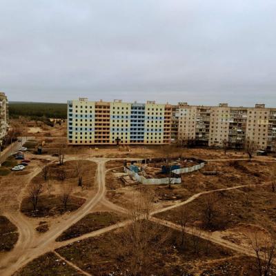 Департамент будівництва Луганської ОДА програв суди щодо будинку для ВПО в Рубіжному
