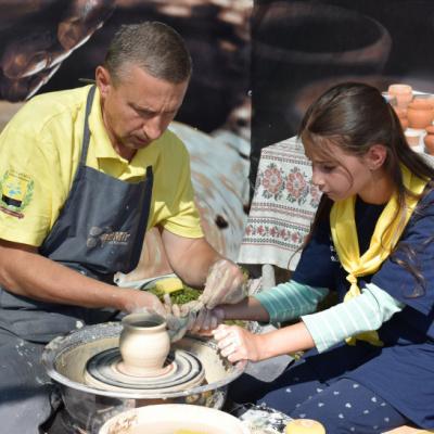 На Донеччині відбувся фестиваль історичної реконструкції «Дотик до минулого»