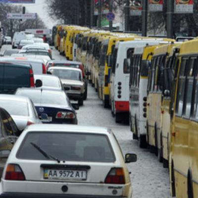 23 травня у Києві запрацює громадський транспорт