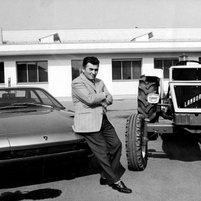 Lamborghini: історія створення першого автомобіля та  ТОП- 10 найшвидших моделей