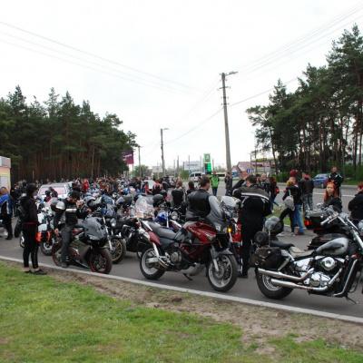 У Кропивницькому офіційно відкрили мотосезон