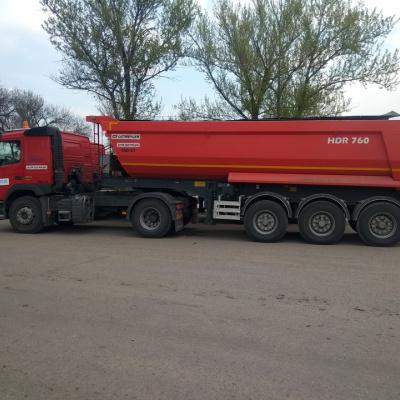 """Перевантажене """"Велике Будівництво"""" руйнує нові автомобільні дороги Луганщини"""