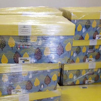 У жовтні Донецька область отримає близько 500 «пакунків малюка»