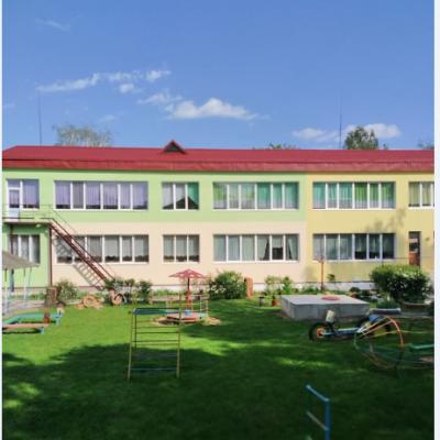 У Помічнянській ОТГ завершено перший етап капітального ремонту дитячого садка.