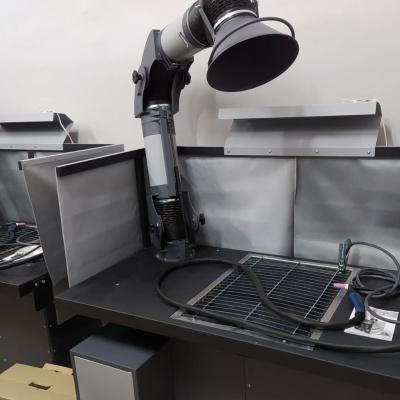 У Привільському професійному ліцеї відкрито навчально-виробничий центр зварювальних технологій