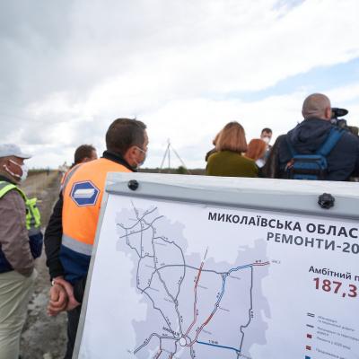 Багатостраждальний автошлях Н-14 «Олександрівка-Кропивницький-Миколаїв» буде завершений до кінця року