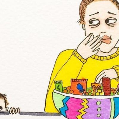 Забавні комікси про те, що жінкою бути непросто (ФОТО)