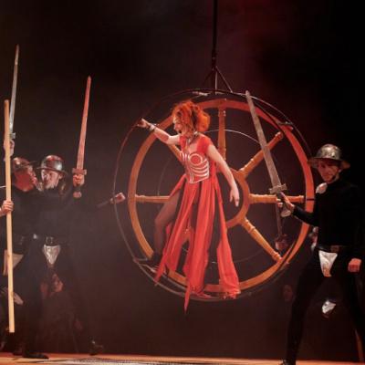 На Донеччині урочисто відкрився другий фестиваль театрального мистецтва «Театральна брама»