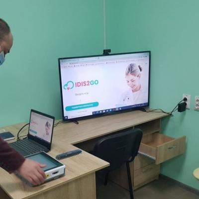 У Луганському державному медичному університеті реалізовано пілотний проєкт «Телемедицина»