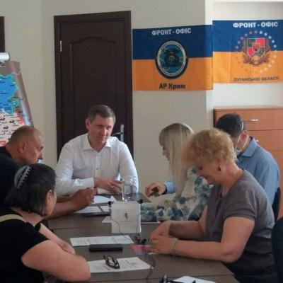 Народний обранець звинуватив керівника Луганської ОДА у грабежі Луганщини