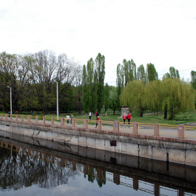 Нездійснений «Острів скарбів» або як відбувається реконструкція Козачого острову  в Кропивницькому