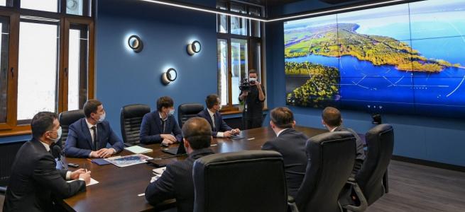 Мінагрополітики презентувало пілотний проект з Національної інфраструктури геопросторових даних