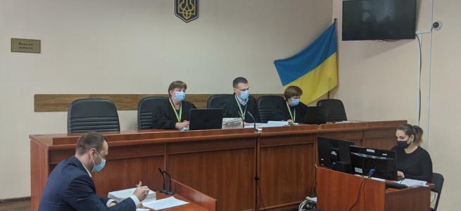Луганський апеляційний суд розглядає кримінальну справу стосовно конфлікту співробітника СБУ проти військовослужбовця, який закінчився стріляниною