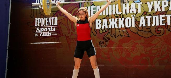 Важкоатлети Луганщини здобули 20 медалей на Чемпіонаті України