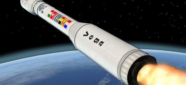 Італійська компанія купує 10 додаткових українських двигунів для європейської ракети-носія Vega