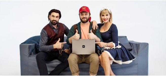 DZIDZIO і головні герої комедії-квесту «ДЕ ГРОШІ» склали національний тест на цифрову грамотність