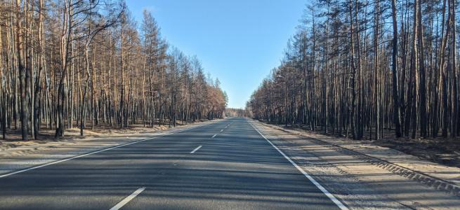 Президент України розвіяв міф про неможливість робити хороші дороги в Україні