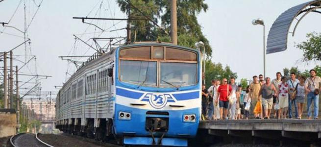 У київських електричках встановлять безконтактну систему оплати