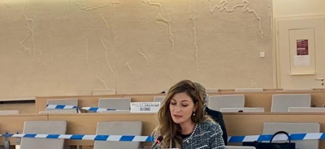 Еміне Джапарова запросила держав-членів ООН приєднуватися до Кримської платформи
