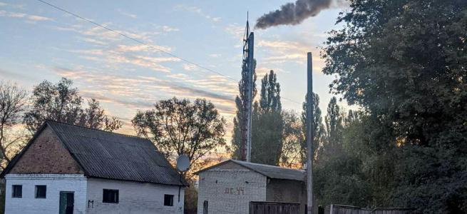 У Липовій Долині, що на Сумщині, громадськість дискредитує ідею підприємства встановити сушарку