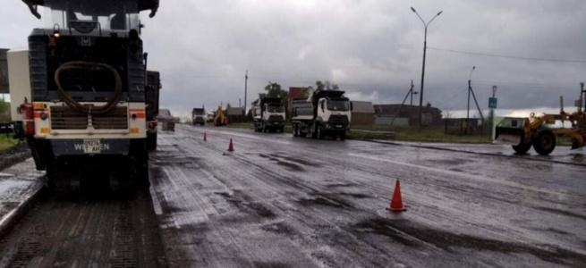 Розпочато капітальний ремонт автодороги Кременівка — Ялта