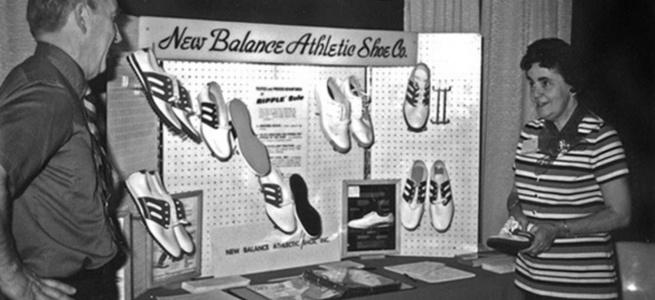 Куриця стала причиною створення світового бренду взуття New Balance