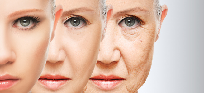 Вчені дійшли висновку, що втрата ваги прискорює старіння обличчя