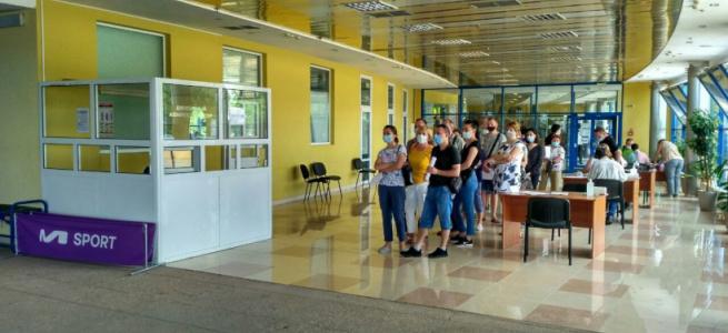У Маріуполі розпочав роботу центр масової вакцинації