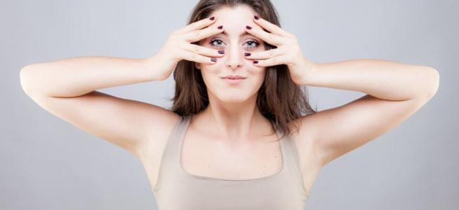 5 вправ для омолодження обличчя