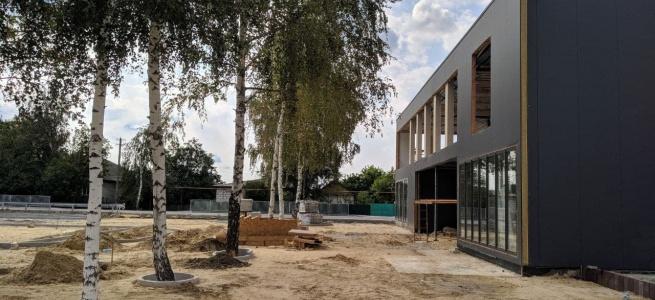 Шульгінська громада першою в Україні впроваджує проєкт «Нове село»