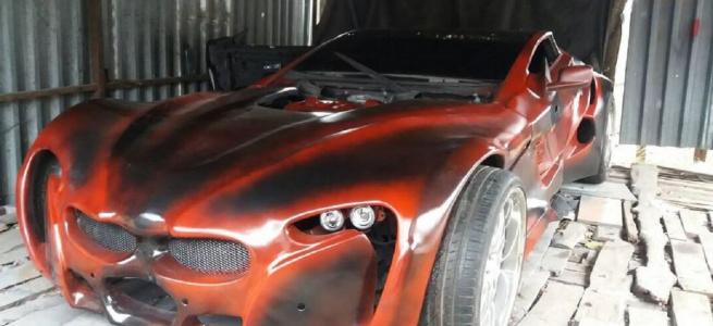 Українці продають вражаючий суперкар BMW (відео)