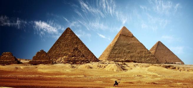 Таємниця будівництва піраміди Хеопса розкрита: свідчення дослідників