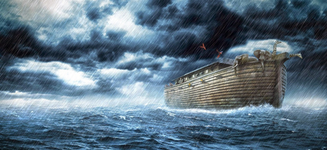 Вчені вирахували дату «Великого Потопу»